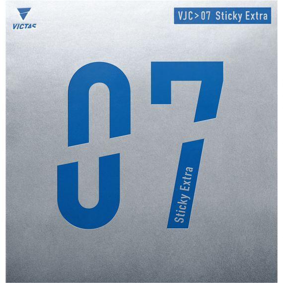 VJC > 07 Sticky Extra | VICTAS Équipement de Tennis de Table