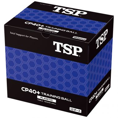 CP40+ トレーニングボール 10ダース入