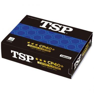 CP40+ ITTF 3*** 12er