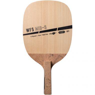 VICTAS,卓球,ラケット,Racket, オフェンシブ日本式ペンホルダーラケット,WFS ミッド,WFS MID,攻撃用日本式ペンホルダーラケット