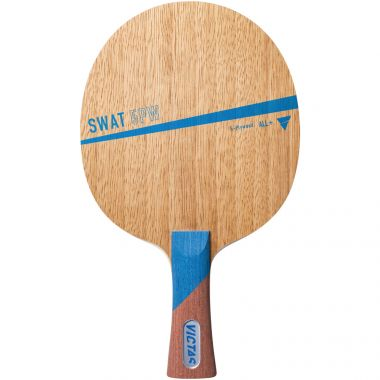 VICTAS,卓球,ラケット,Racket,SWAT 5PW,スワット 5PW,シェークハンドラケット,攻撃用ラケット,オフェンシブラケット