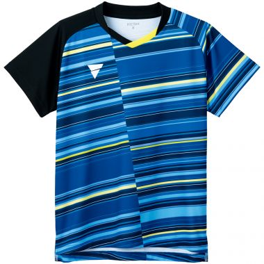VICTAS,卓球,ユニフォーム,ゲームシャツ,V-GS223,RD(レッド)