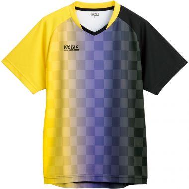 バーティカル グラデーション ゲームシャツ【VERTICAL GRADATION GS】