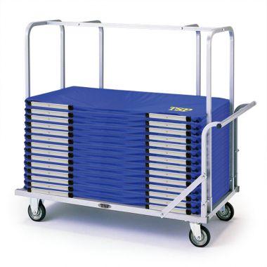 防球フェンス運搬車(1.4m幅用)