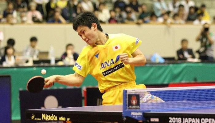 【今日から使える「トップの戦術」】張本・伊藤の回り込みレシーブ<ライオン卓球ジャパン・オープン2018 #2>
