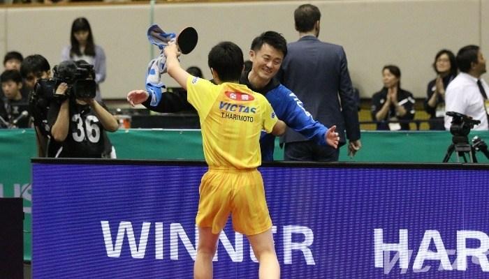 ライオン卓球ジャパンオープン荻村杯 大会4日目レポート