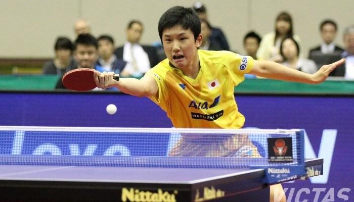 【今日から使える「トップの戦術」】張本・伊藤のバックハンド<ライオン卓球ジャパン・オープン2018 #1>