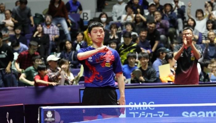 ライオン卓球ジャパンオープン荻村杯・札幌大会  許昕が林昀儒を破り3冠!改めて見えた中国の強さ。