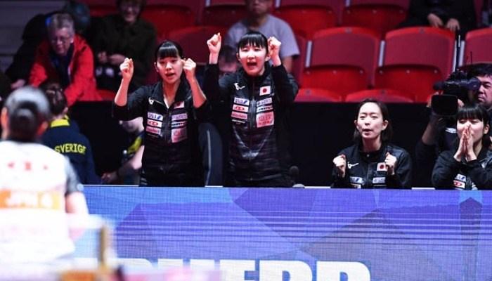 予選最終戦もベストの布陣、日本女子がアメリカを一蹴
