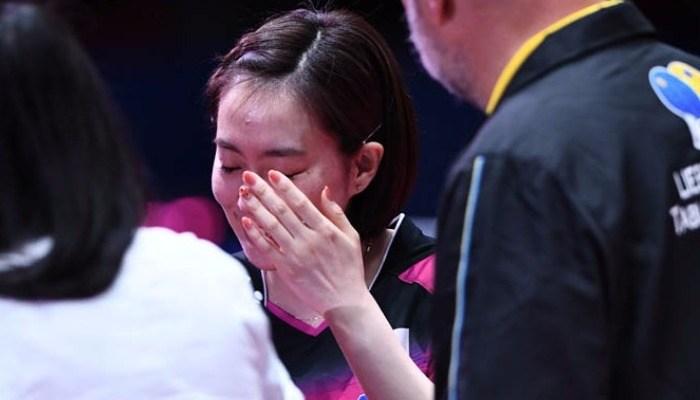 2番石川、涙の劇的勝利。日本女子が3ー0でコリアを撃破!