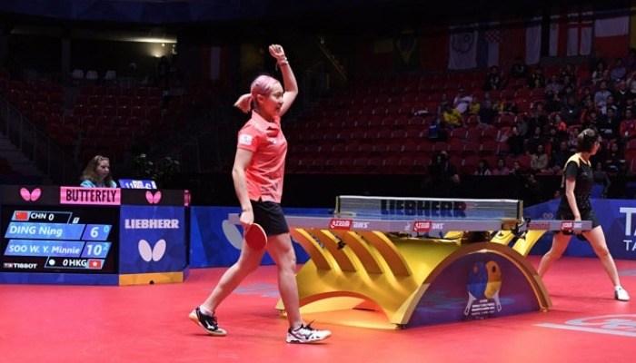 日本女子、決勝の対戦相手は中国。香港に3ー1