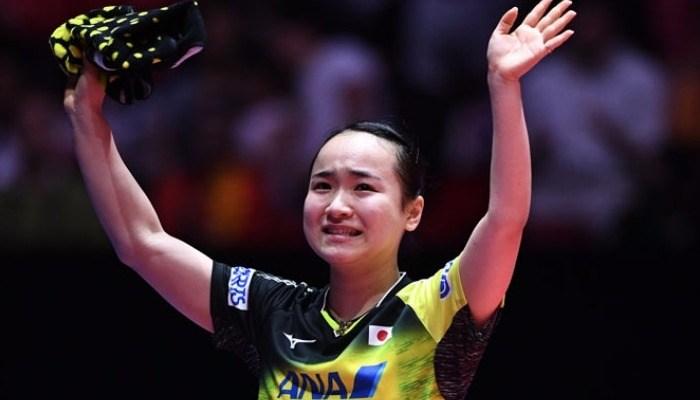 日本女子チームは銀メダル。しかしトップ伊藤が大きな勝利