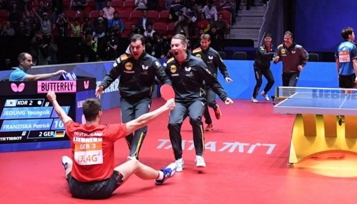 3時間50分の大熱戦、ドイツ男子が韓国を破り決勝へ