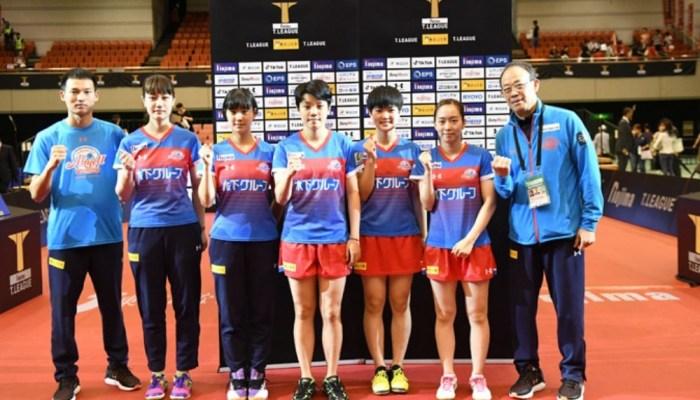ノジマTリーグ2019-2020シーズン 女子はエディオンアリーナ大阪(大阪府立体育館)で開幕!