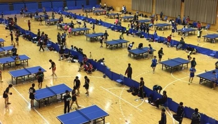 第24回高校オープン卓球研修会