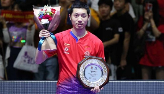 ITTFワールドツアー・韓国オープン