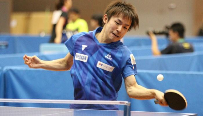丹羽孝希 インタビュー ~次は世界選手権のシングルスでメダルを取る~