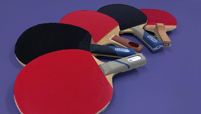 卓球ラバーのスポンジ硬度