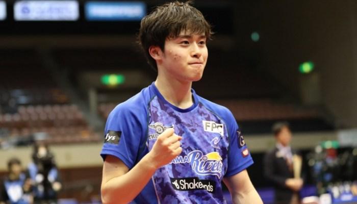 2019年 世界卓球選手権日本代表選考会 男子結果