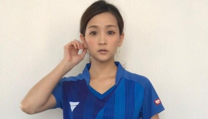 レプリカも登場!!2018年度卓球男子日本代表ゲームシャツ
