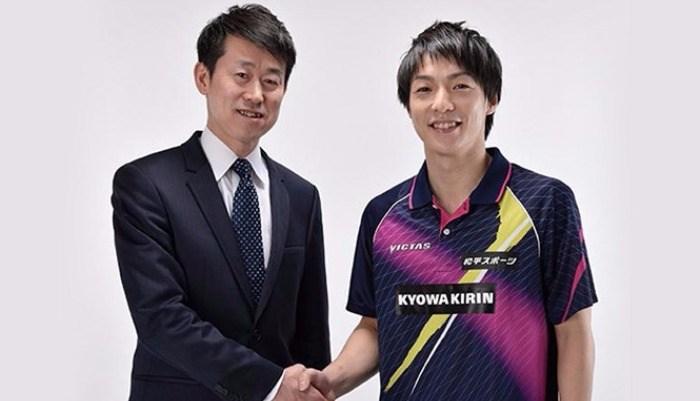 松平賢二選手とアドバイザリー契約を締結