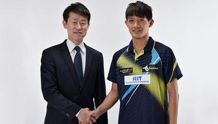 吉村和弘選手とアドバイザリー契約を締結