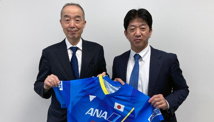 VICTAS 卓球 ヴィクタス プレスリリース 卓球男子日本代表 オフィシャルウェア 公益財団法人 日本卓球協会とオフィシャルサプライヤー契約を締結 卓球男子日本代表公式ウェアに「VICTAS」が決定