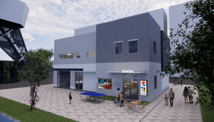 VICTASのブランドスペースが東海エリアに初出店  「VICTAS NAGOYA」が複合型卓球施設「T4 NAGOYA」内にオープン