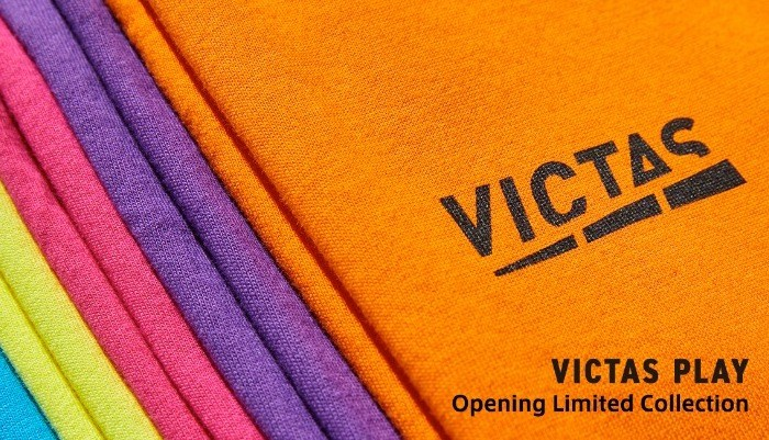 VICTAS PLAY OPENING LIMITED COLLECTION