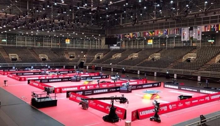 2017年世界卓球選手権デュッセルドルフ大会(個人戦) 結果