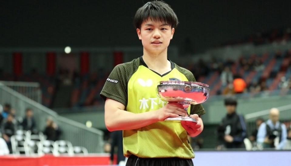 電光石火のカウンターで宇田幸矢(JOCエリートアカデミー/大原学園)が初優勝!