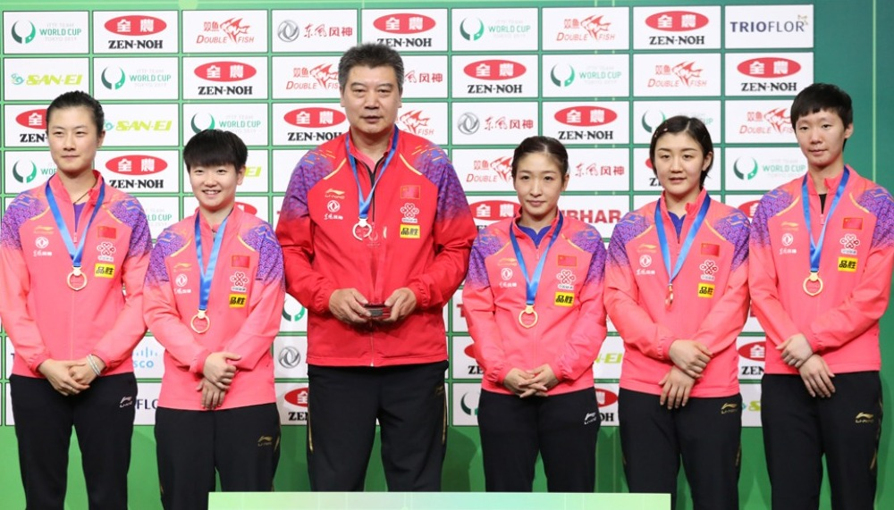 JA 全農チームワールドカップ東京 高く立ちはだかる中国の壁 日本は中国に敗れ準優勝