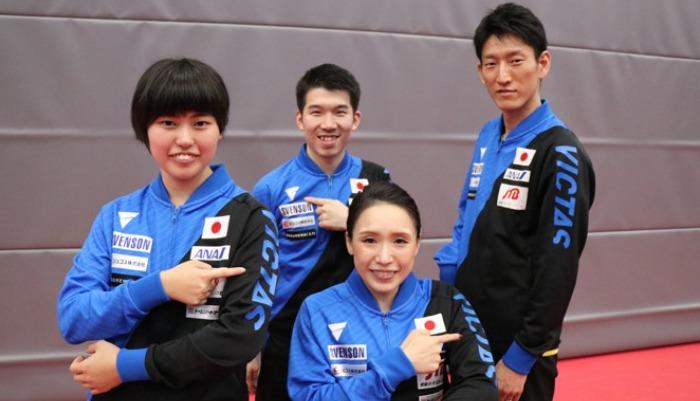 日本肢体不自由者卓球協会とオフィシャルサプライヤー契約を締結 パラ卓球日本代表 公式ウェアに 『 VICTAS 』が決定