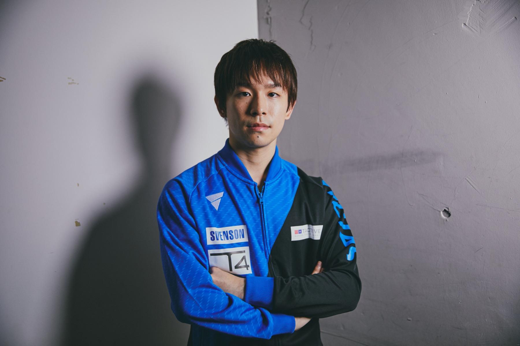 VICTAS 丹羽孝希 卓球 VICTAS JOURNAL 契約選手 ADVISORY STAFF アドバイザリースタッフ