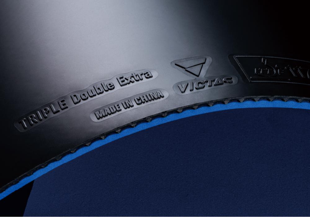 卓球 VICTAS VICTAS JOURNAL TRIPLE  トリプル TRIPLE Double Extra トリプル ダブル エキストラ 裏ソフト 裏ラバー 粘着ラバー 強粘着