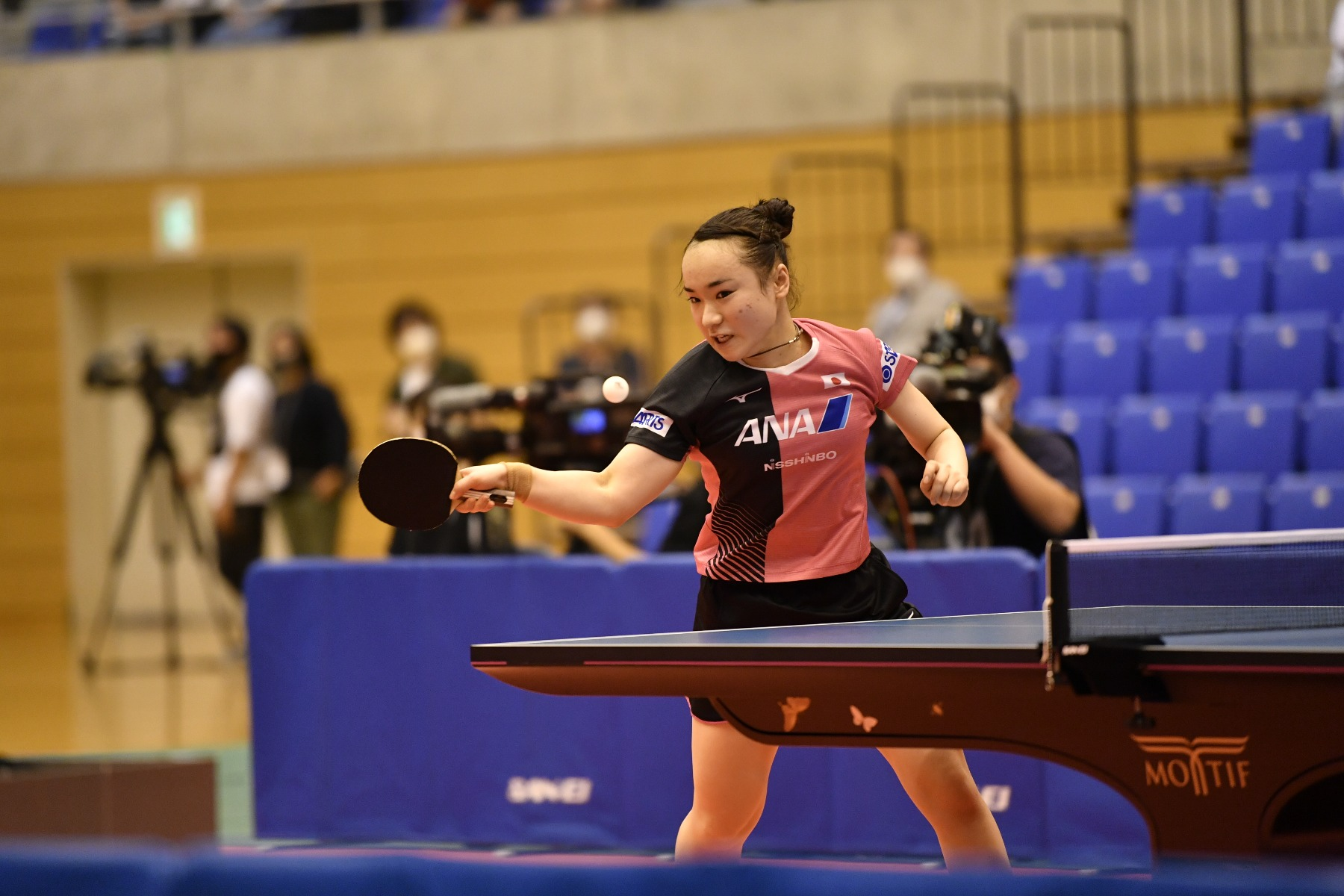 VICTAS VICTAS JOURNAL 卓球 TリーグVICTAS ヴィクタス VICTAS PLAY ヴィクタスプレイ 卓球 VICTAS JOURNAL 東京五輪壮行試合、2021卓球NIPPONドリームマッチ女子は、日本代表が5-0の快勝。