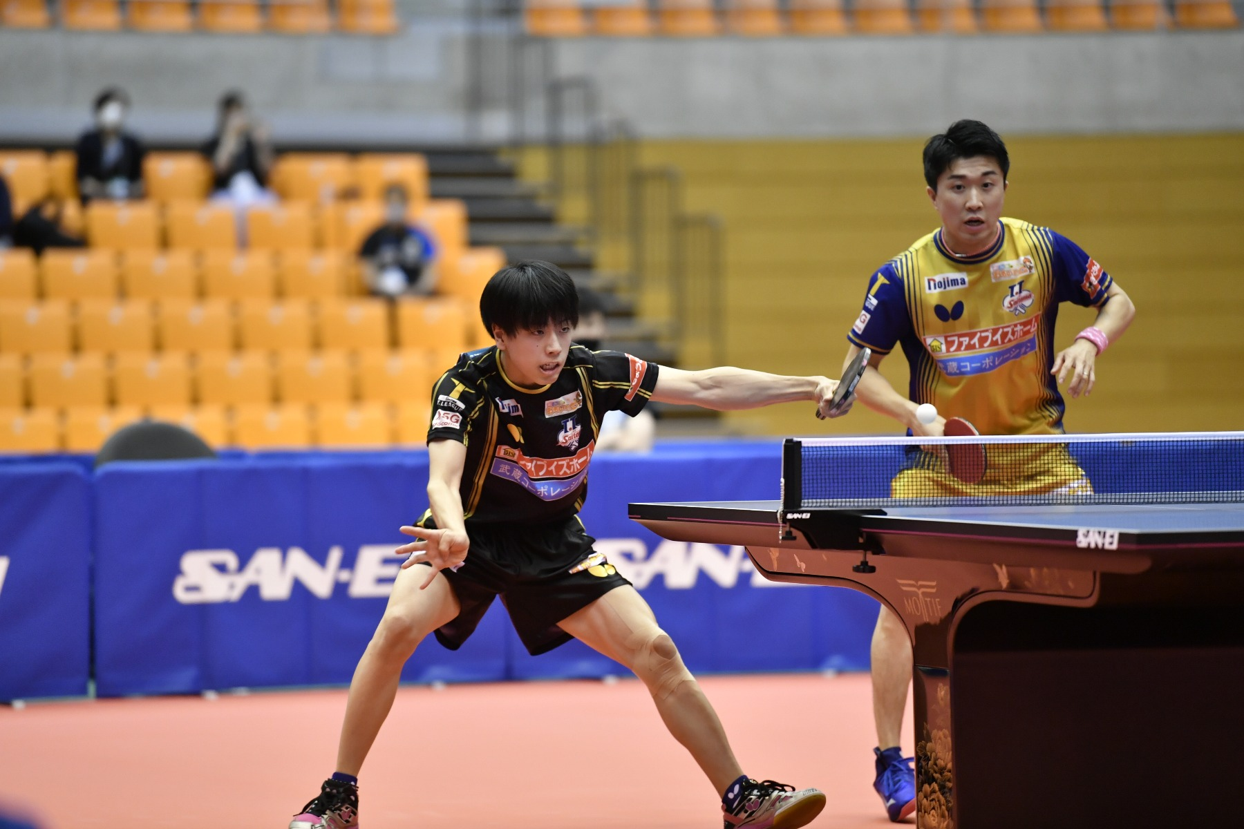 VICTAS ヴィクタス VICTAS PLAY ヴィクタスプレイ 卓球 VICTAS JOURNAL 東京五輪壮行試合、2021卓球NIPPONドリームマッチが開催。水谷・張本ペアが登場