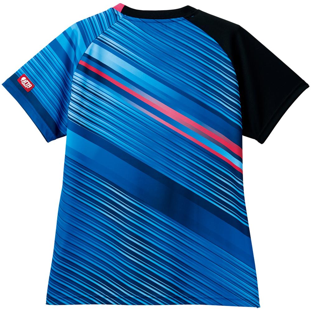 卓球 VICTAS ヴィクタス VICTAS PLAY ヴィクタスプレイ ウェア ゲームシャツ V-LGS224