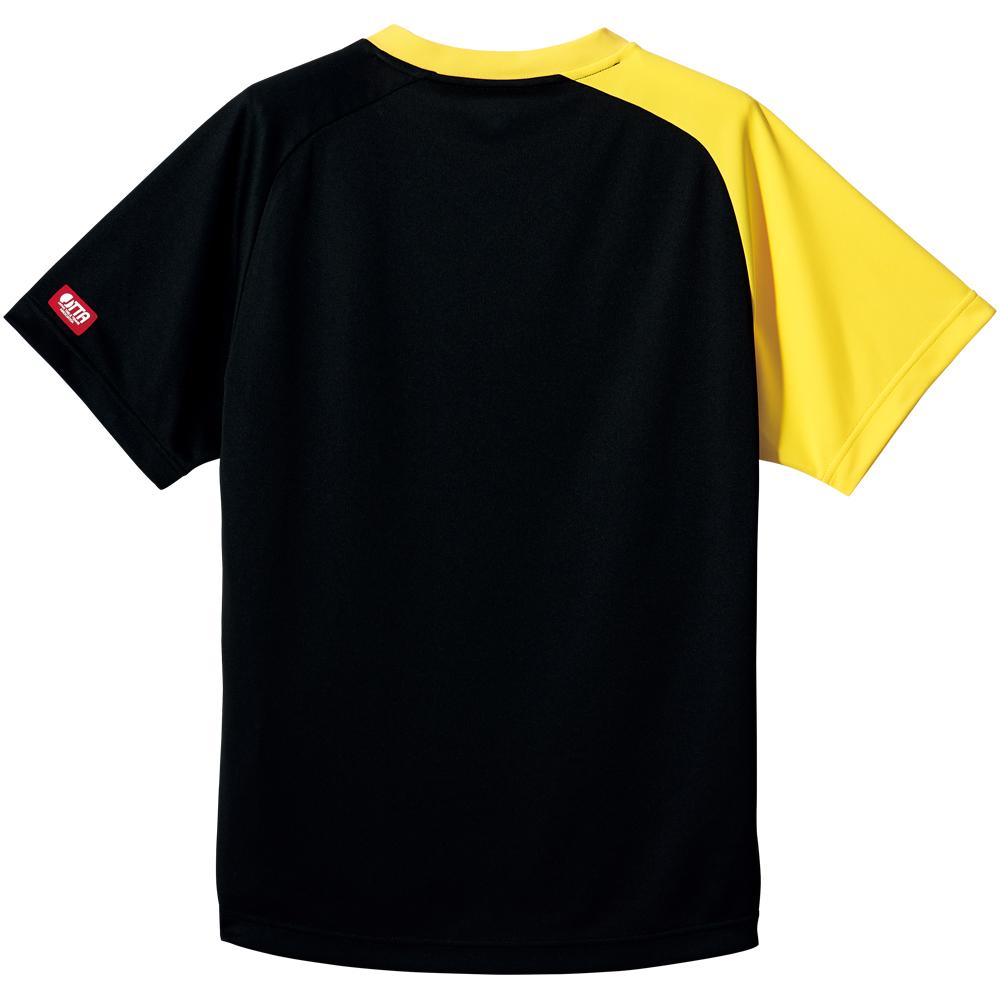 VICTAS ヴィクタス 卓球 VICTAS PLAY ヴィクタスプレイ ウェア ユニフォーム ゲームシャツ 新製品 「ハジケル」デザインのVICTAS PLAY ゲームシャツで卓球を楽しもう! 【VICTAS PLAY ゲームシャツ】 カラーブロック ゲームシャツ COLOR BLOCK GS