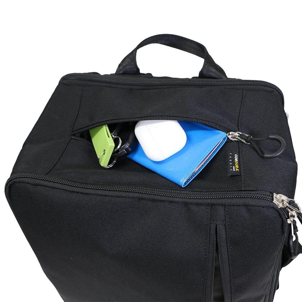 スポーツ・ビジネス・カジュアル、様々なシーンに活躍する24/7(トゥエンティフォーセブン)シリーズ『V-BP23』 VICTAS ヴィクタス VICTAS PLAY ヴィクタスプレイ 卓球 バッグ リュック バッグパック