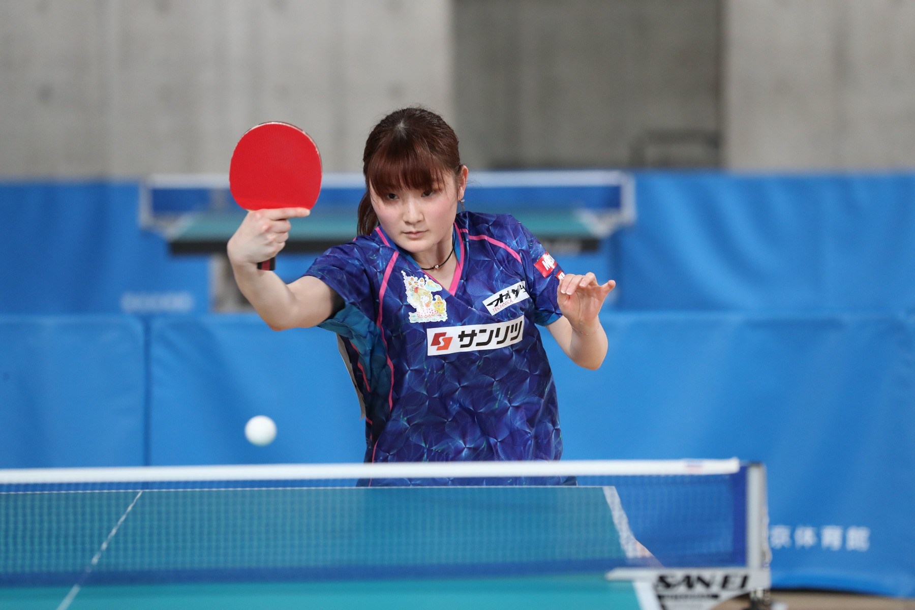 VICTAS VICTAS JOURNAL 卓球 東京優勝大会 女子シングルス 3位 三村優果