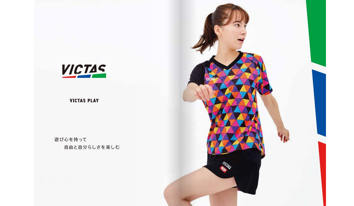 VICTAS VICTAS PLAY 卓球 ラバー ラケット アパレル Rubber Racket Ball Apparel 新商品 ヴィクタス ヴィクタス プレイ