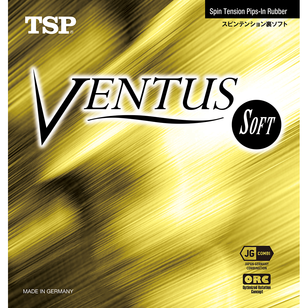 VICTAS JOURNAL 裏ソフト ラバー ヴェンタスソフト TSP