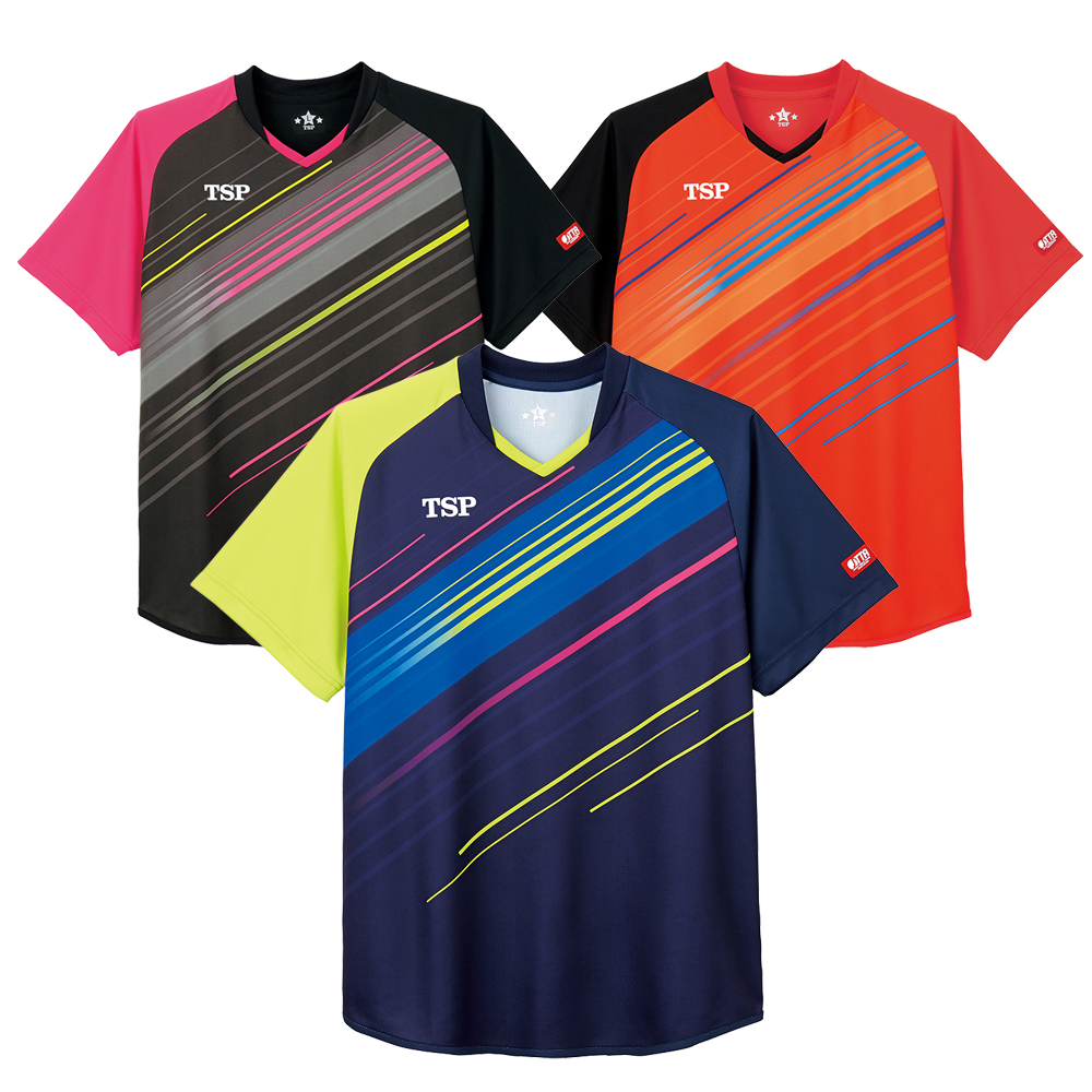 卓球 ピオネーラシャツ TSP 2019 秋冬 新作 ユニフォーム ゲームシャツ