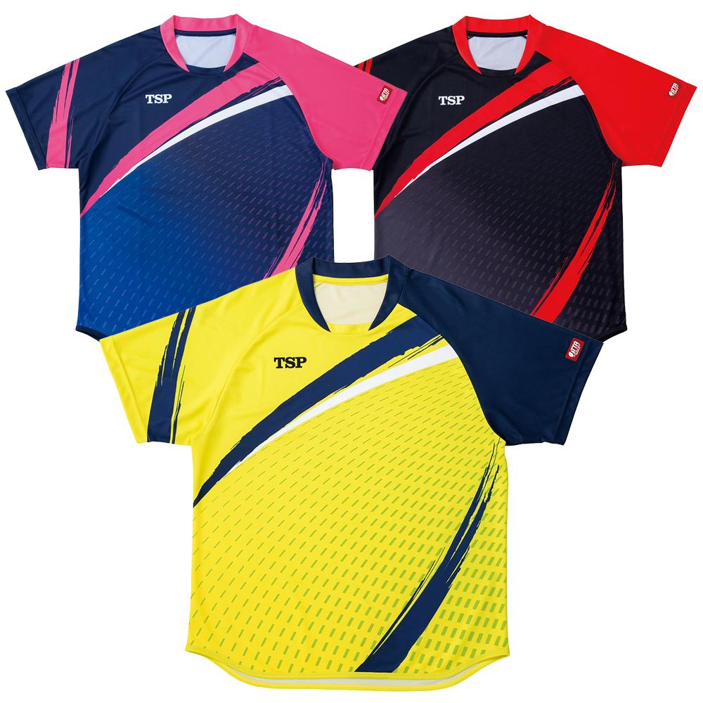 TSP アルドーレシャツ ゲームシャツ ウェア 卓球