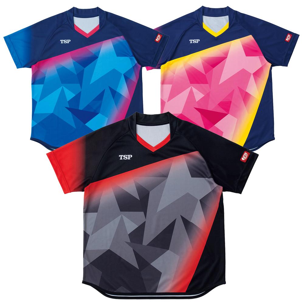 TSP レディスアステルシャツ ゲームシャツ ウィメンズ ウェア ユニフォーム