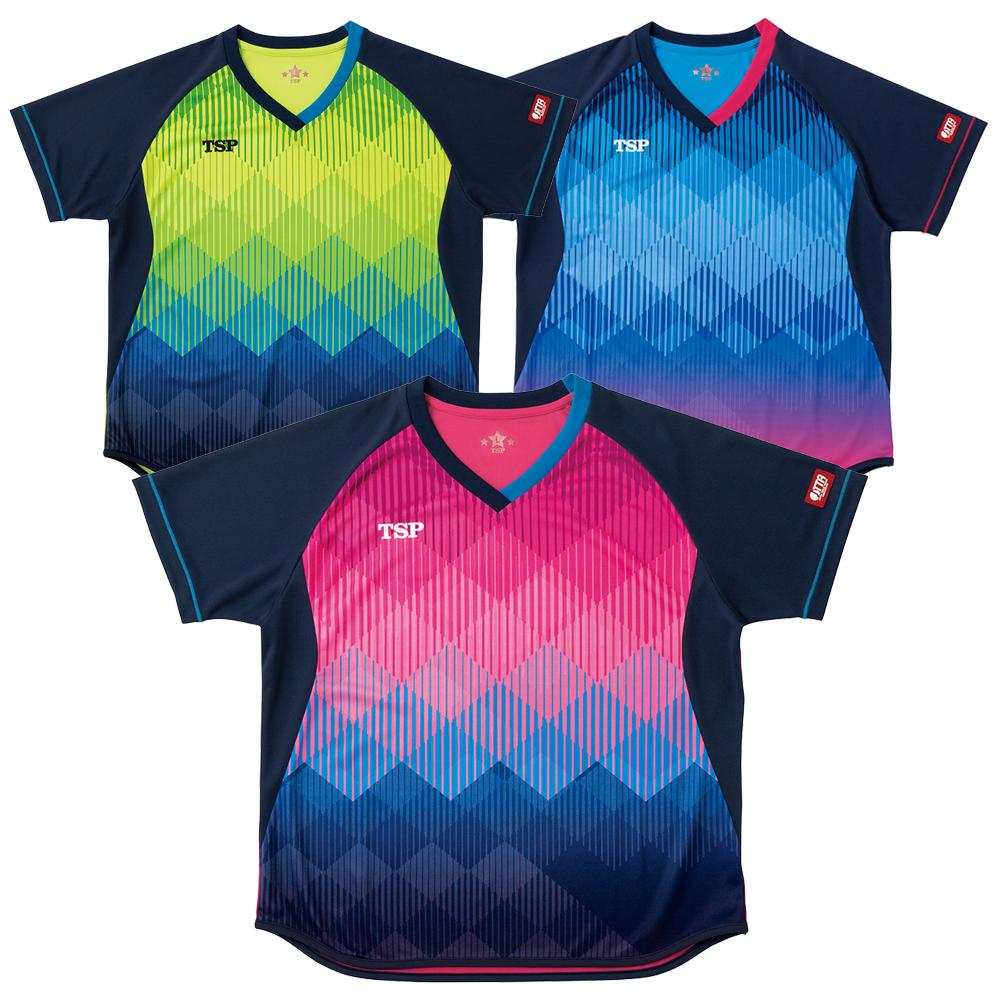TSP レディスリエートシャツ ゲームシャツ ウェア ユニフォーム