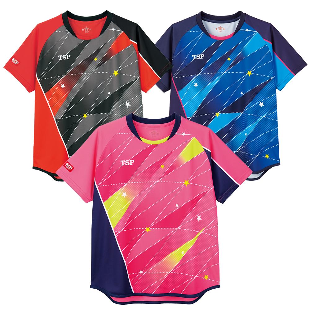 TSP レディスフリッシュシャツ ゲームシャツ ウェア 2019 秋冬 レディース