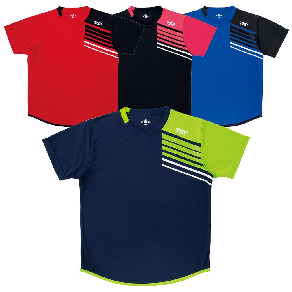 TSP プラクティスシャツ TT-190シャツ 練習Tシャツ