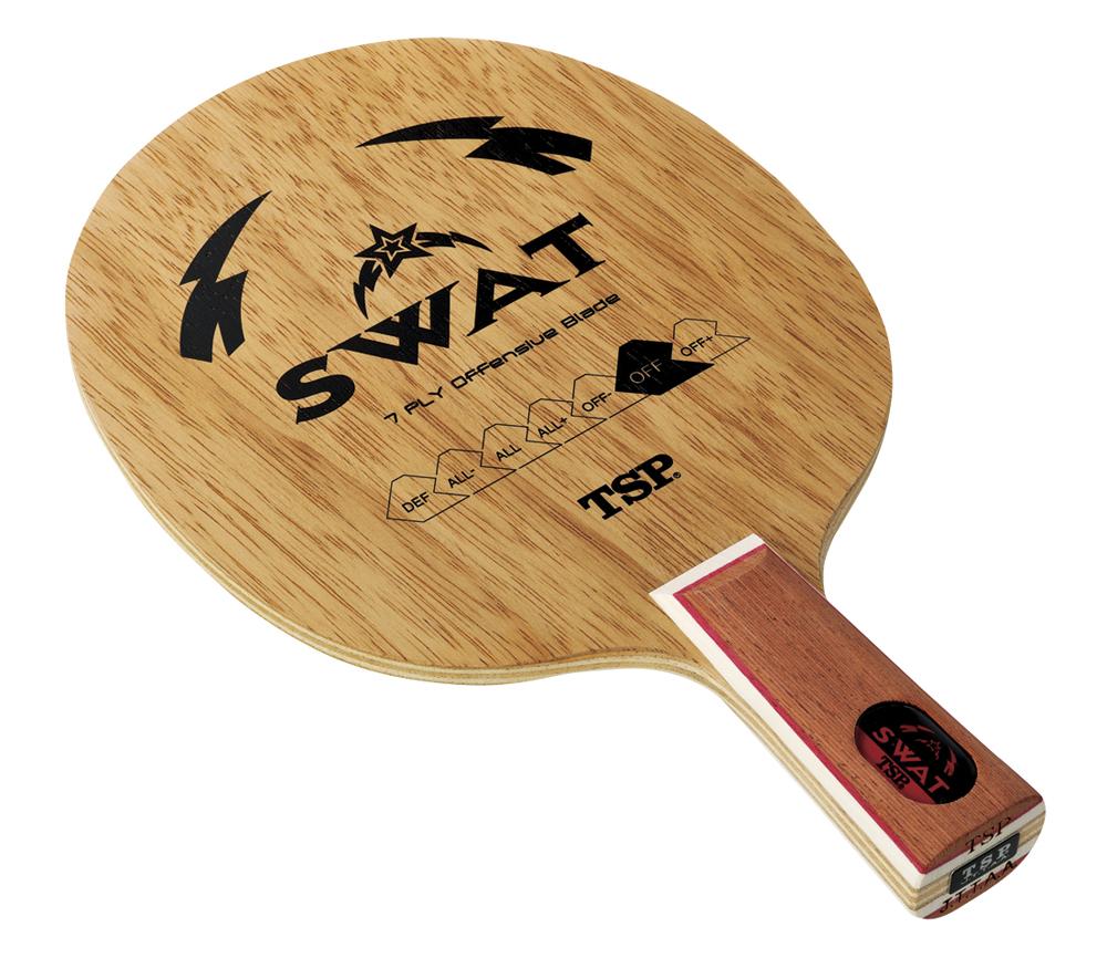 卓球 TSP ラケット シェークハンド スワット 中国式ペン CHN